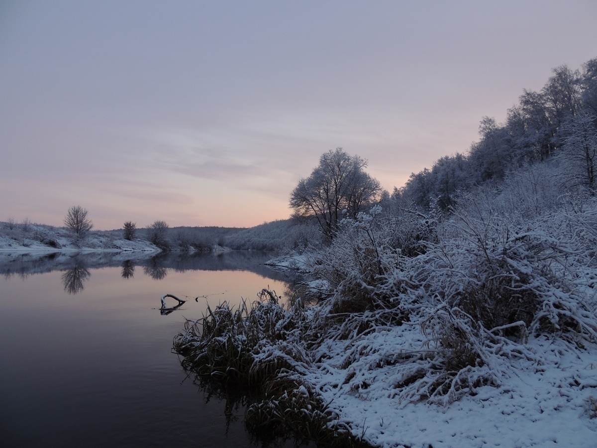 Зима в липецкой области фото 3