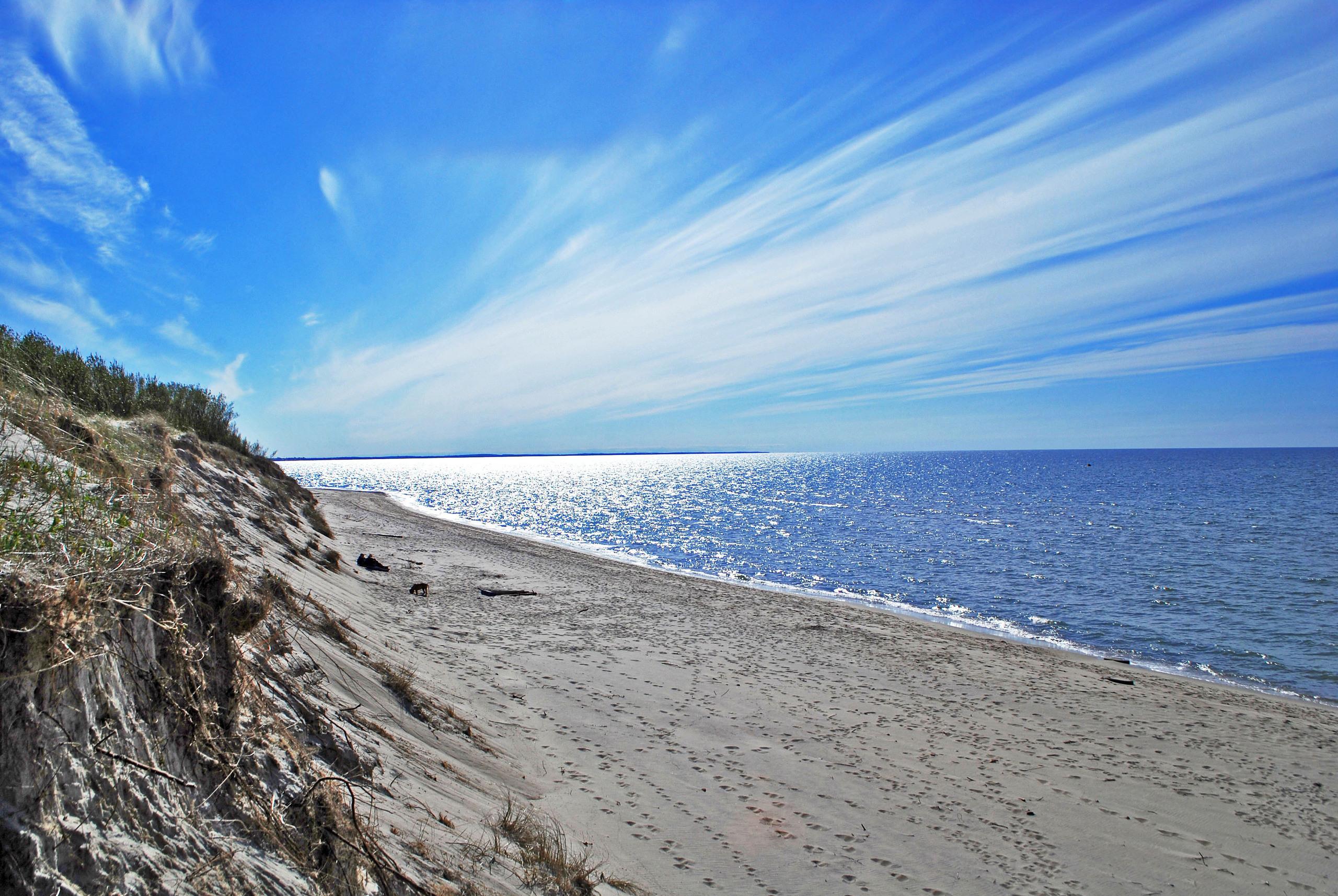 Калининград фото моря