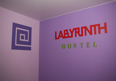 Hostel Rusland Labyrinth