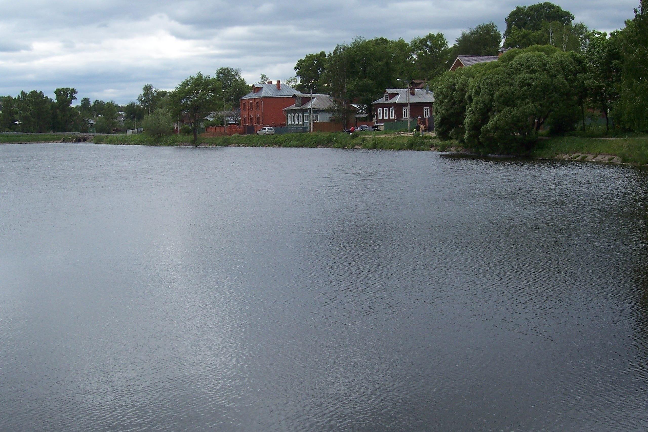водоемы для рыбалки в сергиево-посадском районе