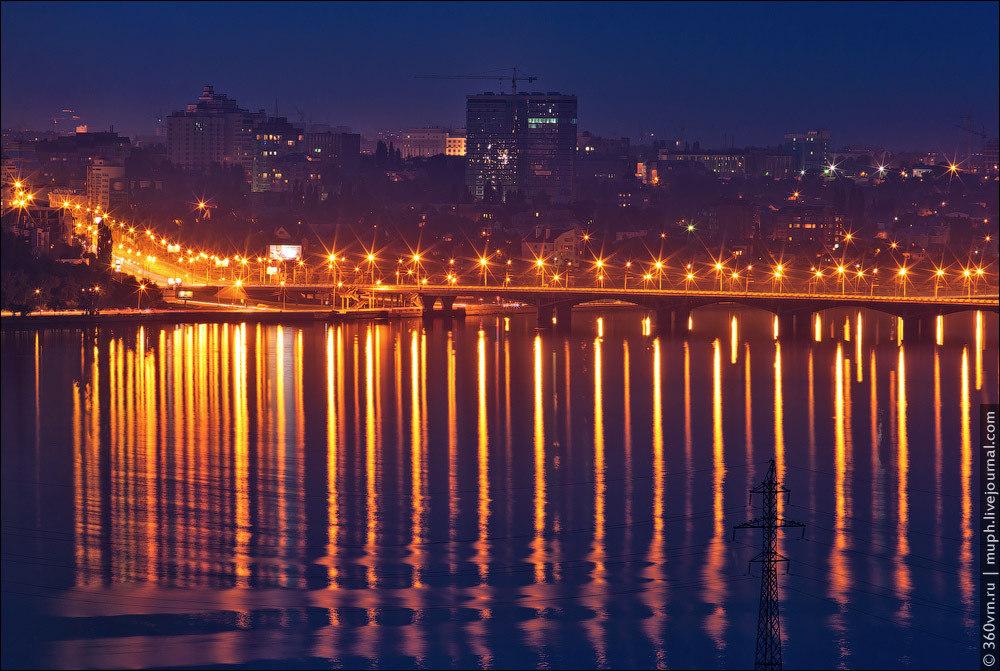 фото чернавский мост воронеж самая красивая