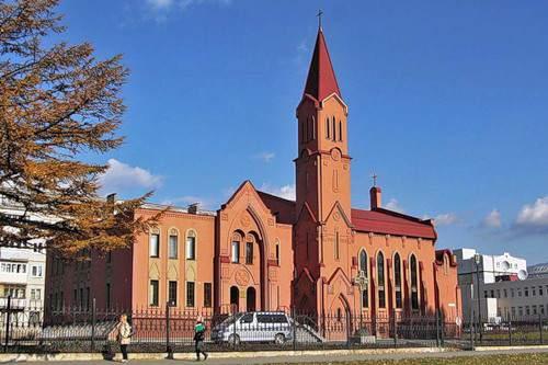 Римско католическая церковь фото 652-35