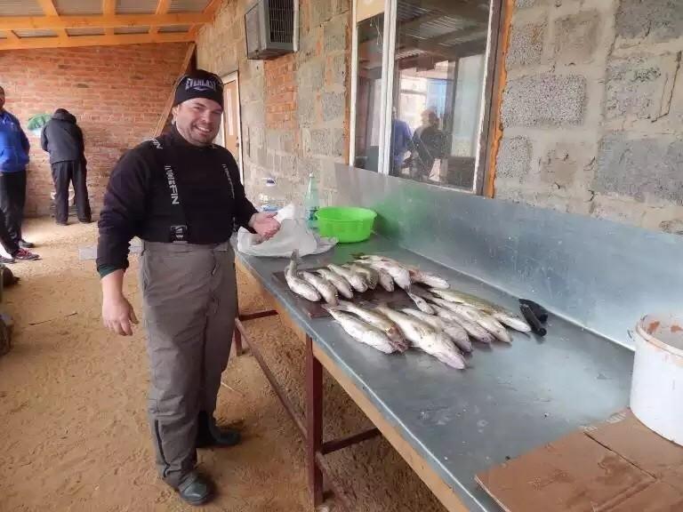астраханская обл харабалинский район рыбалка
