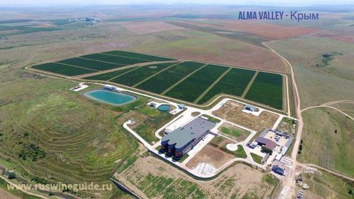 Винодельческое хозяйство Alma Valley