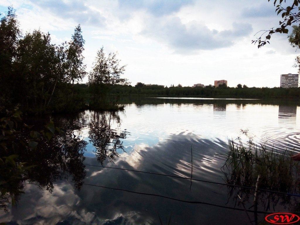 озеро святое косино рыбалка