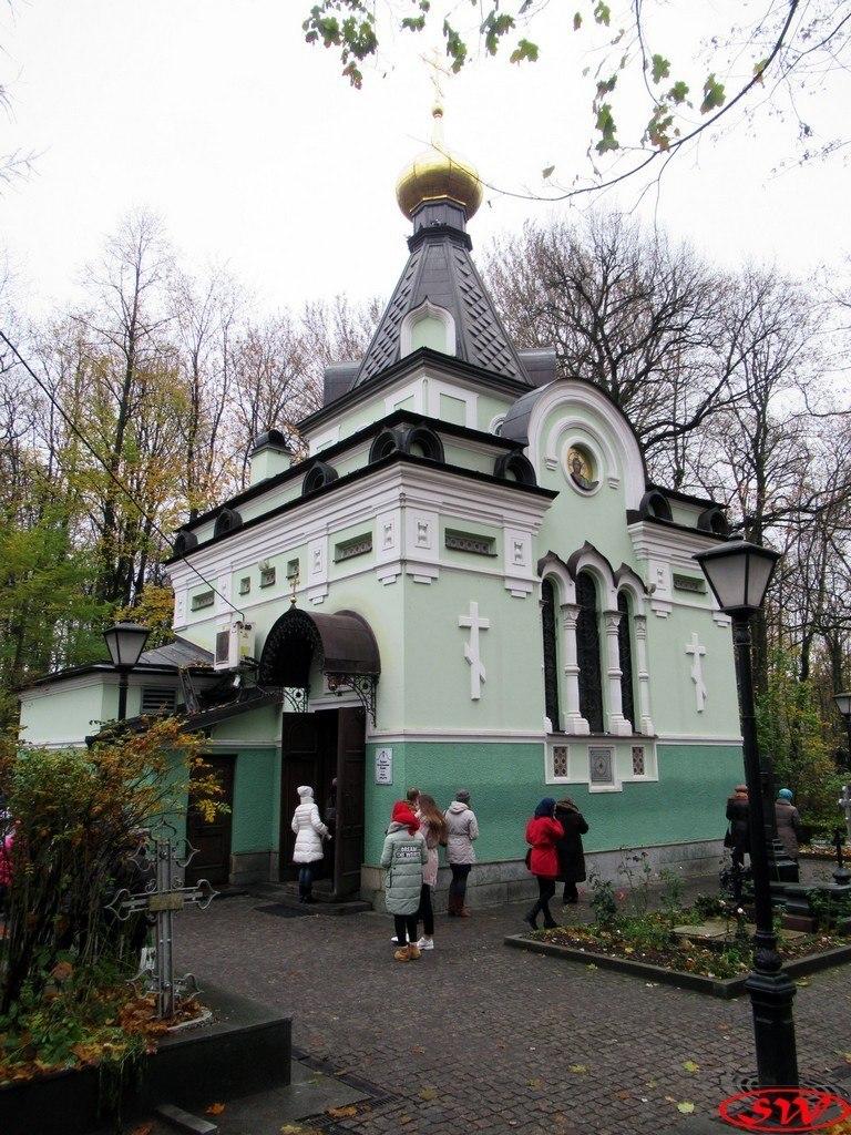 музее часовня ксении петербургской фото человек произвел